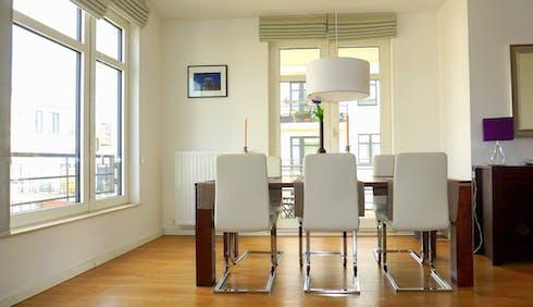 Wohnung zur Miete ab 23 Feb. 2020 (Rue Auguste Heene, Forest)