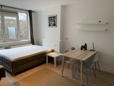 Quarto privado para alugar desde 20 mar 2019 (Schieweg, Rotterdam)