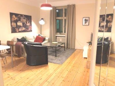 Apartamento para alugar desde 20 mar 2019 (Jääkärinkatu, Helsinki)