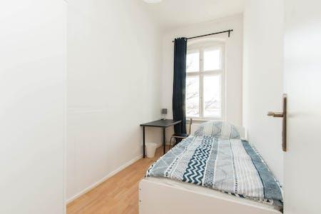 单人间租从22 May 2020 (Damerowstraße, Berlin)