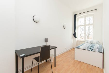 Private room for rent from 18 Feb 2019 (Damerowstraße, Berlin)