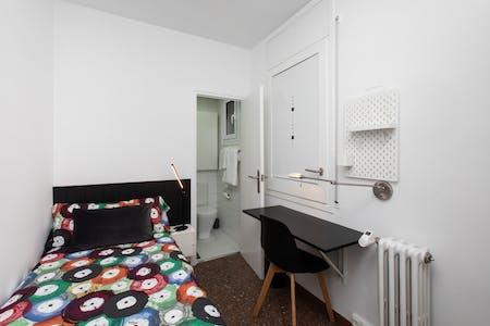 Quarto privado para alugar desde 01 Feb 2020 (Passeig de Sant Joan, Barcelona)