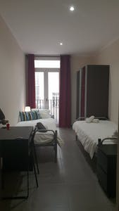 Privé kamer te huur vanaf 30 jan. 2020 (Carrer de l'Hospital, Barcelona)