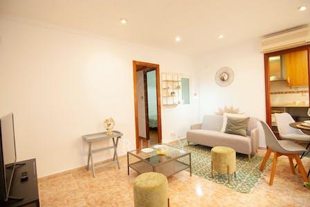 Apartamento de alquiler desde 14 Jul 2019 (Carrer de Churruca, Terrassa)