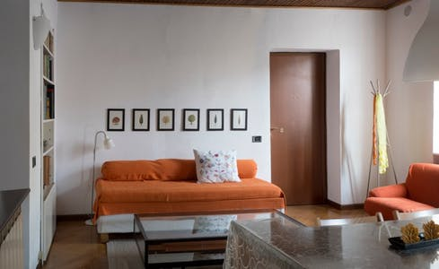 Apartment For Rent From 01 Jul 2019 Via Dei Transiti Milan
