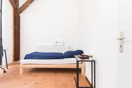 Private room for rent from 22 Dec 2019 (Emdenzeile, Berlin)