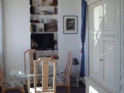 Apartamento de alquiler desde 16 Oct 2019 (Rue Chabrier, Vallauris)