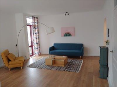 Apartamento de alquiler desde 01 sep. 2019 (Willem Buytewechstraat, Rotterdam)