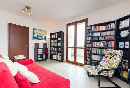 Private room for rent from 21 Feb 2020 (Largo Aldo Capitini, Sesto Fiorentino)