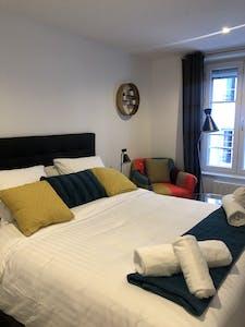 Apartment for rent from 25 Apr 2019 (Petite Rue de l'Église, Strasbourg)