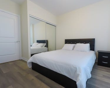 Apartment for rent from 19 Mar 2019 (Four Springs Ave, Mississauga)