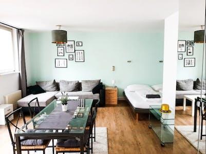 Apartamento para alugar desde 21 abr 2019 (Lindengasse, Vienna)