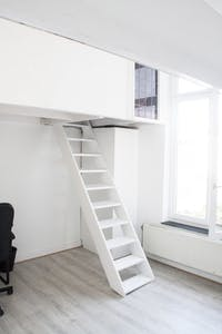 Appartement à partir du 01 Sep 2019 (Rue Verte, Schaerbeek)