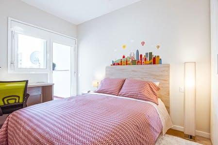 Stanza privata in affitto a partire dal 30 Jun 2020 (Carrer del Miracle, Barcelona)