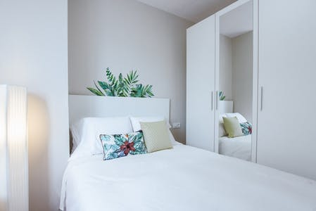 Private room for rent from 30 Jun 2019 (Carrer del Miracle, Barcelona)