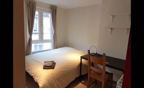 WG-Zimmer zur Miete ab 01 Apr. 2020 (Rue Saint-Alphonse, Saint-Josse-ten-Noode)