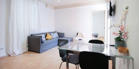 整套公寓租从12 9月 2019 (Carrer de Sant Màrius, Barcelona)
