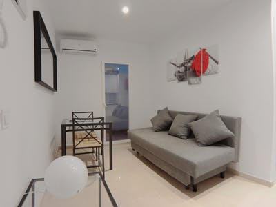 Apartment for rent from 01 Apr 2020 (Calle de Antonio Prieto, Madrid)