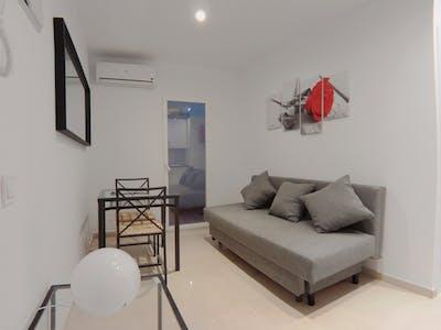 Apartment for rent from 02 Mar 2020 (Calle de Antonio Prieto, Madrid)