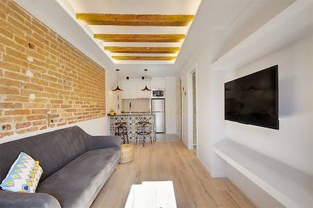 Apartamento de alquiler desde 15 mar. 2021 (Carrer del Poeta Cabanyes, Barcelona)