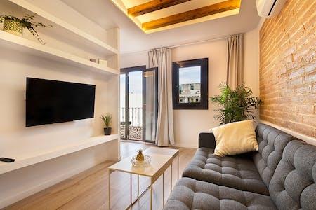 Apartment for rent from 01 Jan 2022 (Carrer del Poeta Cabanyes, Barcelona)
