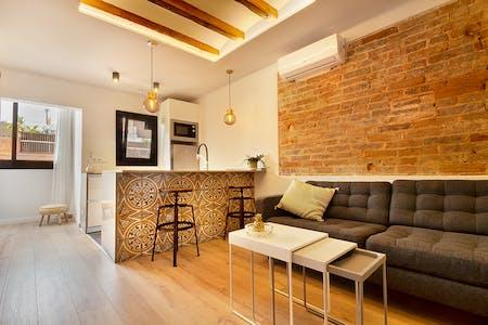 Apartamento para alugar desde 01 jan 2022 (Carrer del Poeta Cabanyes, Barcelona)