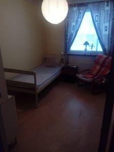 Private room for rent from 21 May 2019 (Kopparvägen, Kallhäll)