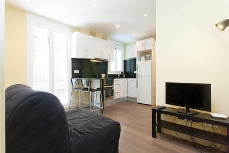 Appartement à partir du 16 août 2019 (Carrer del Doctor Giné i Partagàs, Barcelona)