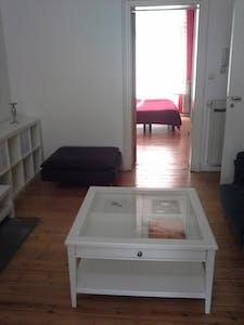 Chambre privée à partir du 24 avr. 2019 (Rue de l'Hôtel des Monnaies, Saint-Gilles)