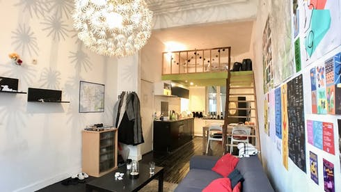 Apartment for rent from 06 Sep 2020 (Sint-Rochusstraat, Brussels)