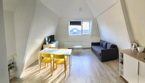 Wohnung zur Miete ab 31 Jan. 2021 (Burgemeester Meineszlaan, Rotterdam)