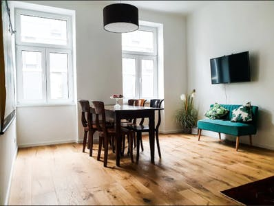Private room for rent from 18 Nov 2019 (Ospelgasse, Vienna)