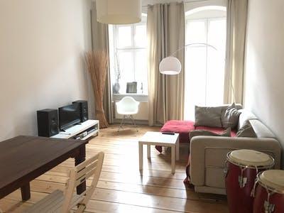 Apartment for rent from 07 May 2019 (Weichselstraße, Berlin)