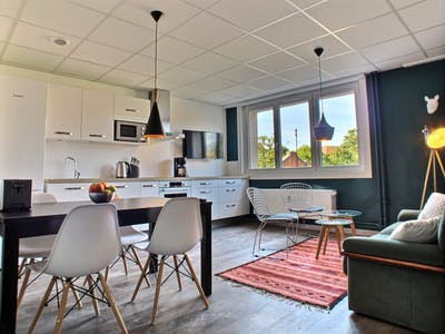 Private room for rent from 16 Feb 2020 (Rue Wilson, Metz)