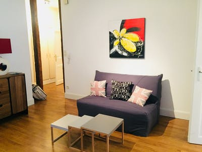 Apartment for rent from 26 Mar 2019 (Rue des Orfèvres, Strasbourg)