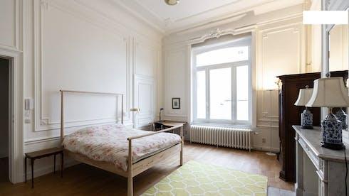 Privatzimmer zur Miete von 01 Oct 2019 (Rue du Marteau, Saint-Josse-ten-Noode)