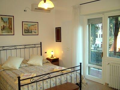 Private room for rent from 20 Dec 2019 (Via Francesco Vettori, Rome)