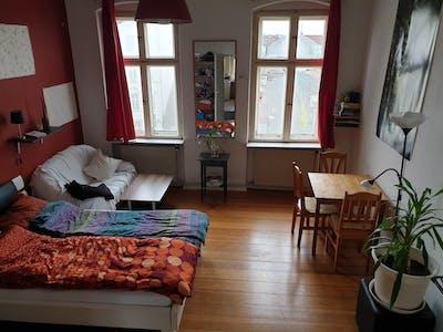 单人间租从23 Dec 2019 (Müllerstraße, Berlin)