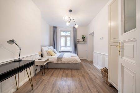 Habitación privada de alquiler desde 01 Apr 2020 (Dominicusstraße, Berlin)