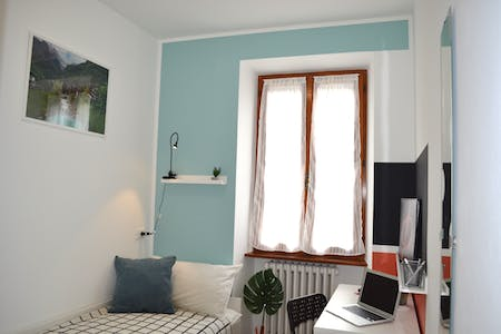 Private room for rent from 20 May 2019 (Corso Verona, Rovereto)