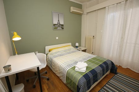 Private room for rent from 29 Feb 2020 (Aryvvou, Výronas)