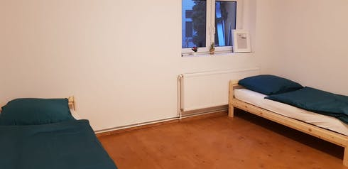 Shared room for rent from 02 May 2019 (Emdenzeile, Berlin)