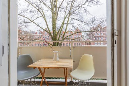 Apartment for rent from 15 Apr 2019 (De Wittenkade, Amsterdam)