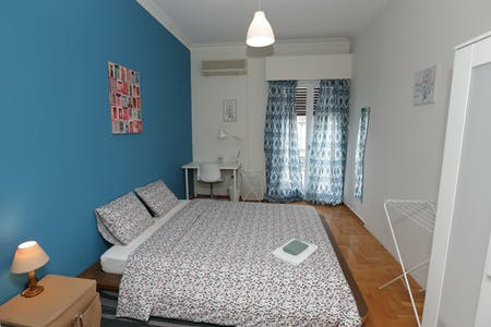 Private room for rent from 01 Aug 2019 (Filolaou, Athens)