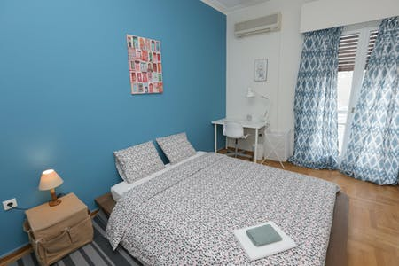 Private room for rent from 02 Jul 2020 (Filolaou, Athens)