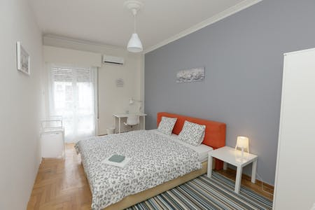 Private room for rent from 31 Dec 2020 (Filolaou, Athens)