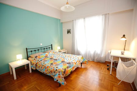 Private room for rent from 29 Feb 2020 (3is Septemvriou, Athens)
