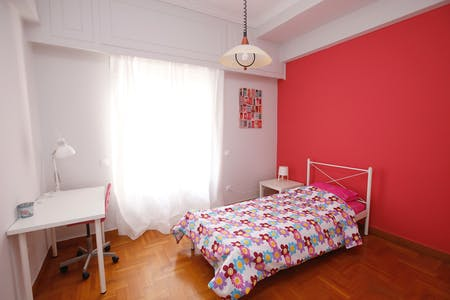 Private room for rent from 15 Feb 2020 (3is Septemvriou, Athens)