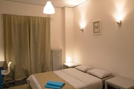 WG-Zimmer zur Miete ab 31 Mai 2020 (Dimosthenous, Kallithéa)