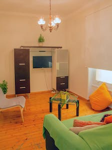 Apartment for rent from 01 Mar 2020 (Themistokleous, Athens)